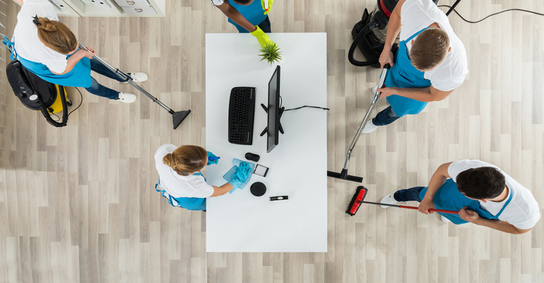 Floor Cleaning Services Edmonton