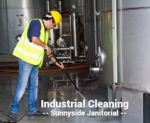 industrial cleaning edmonton